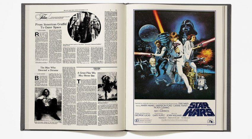 Deník The New York Times vydal unikátní kroniku mapující vývoj světa Star Wars