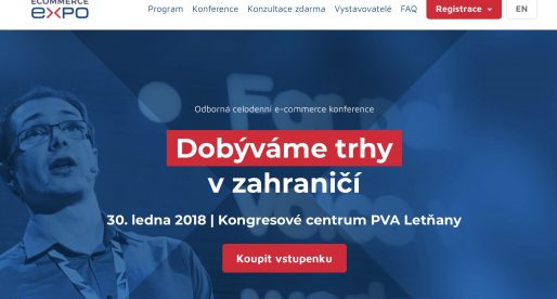 Praha bude hostit první veletrh zaměřený na e-commerce, kde vystoupí i bývalý šéf britského Amazonu
