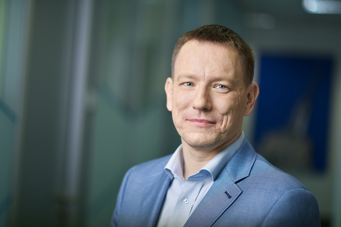 Ředitel a spolumajitel Sklizeno, Petr Borkovec