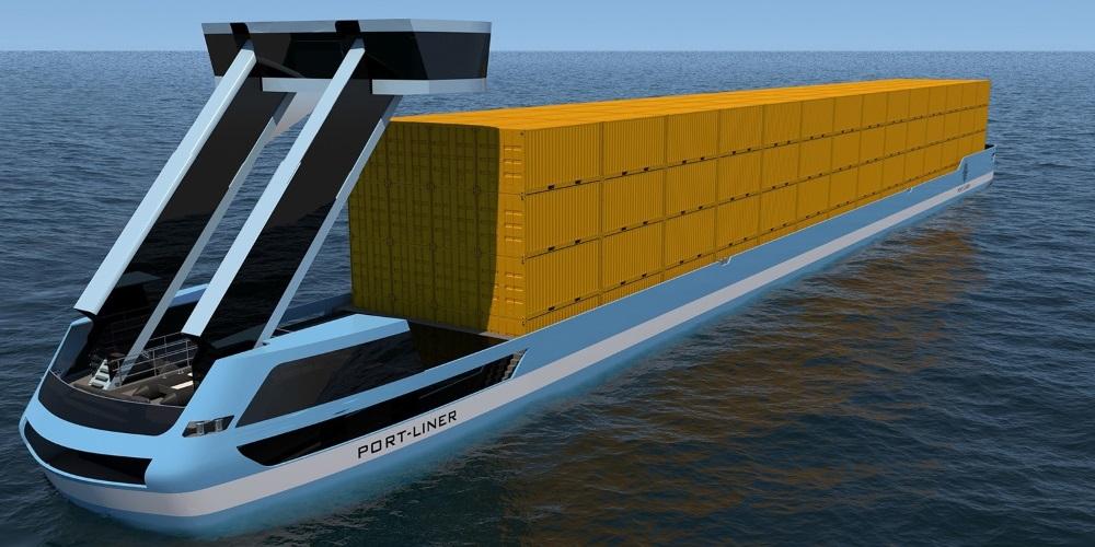 Nizozemsko začíná sázet na plně elektrické lodě, kontejnery začnou převážet ještě letos