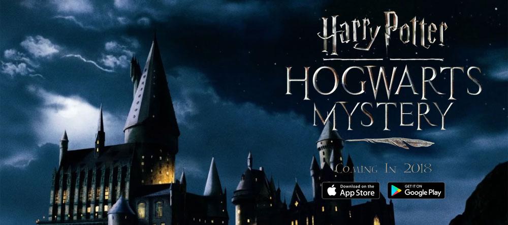 Na iOS a Android míří nová RPG hra ze světa Harryho Pottera