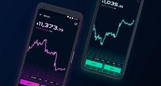 Investiční aplikace Robinhood spouští podporu obchodování kryptoměn bez poplatků