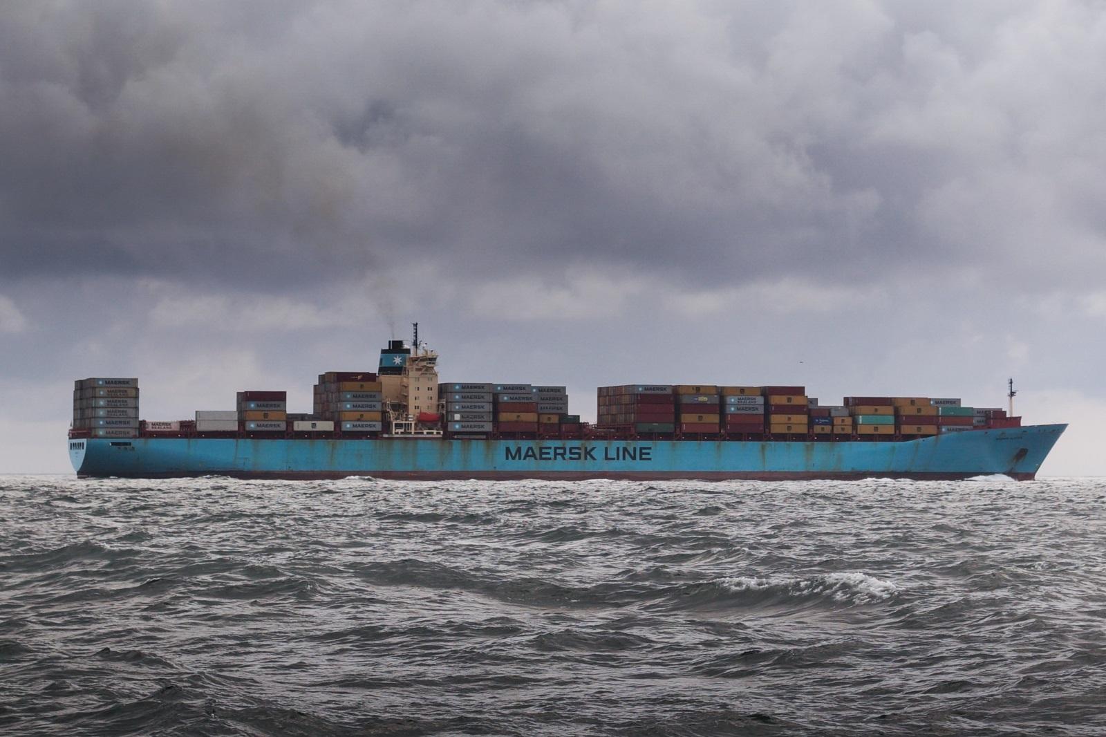Společnost Maersk Line je jeden z globálních lídrů v oblasti lodní dopravy