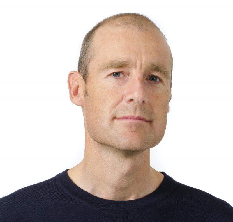 Pieter van der Does, spoluzakladatel a CEO startupu Adyen