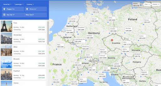 Google Flights díky umělé inteligenci nyní umí předpovědět zpoždění letů dříve než samotné aerolinky