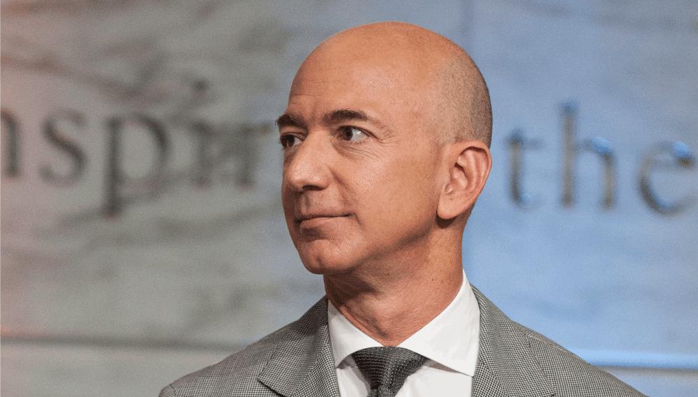 Jeff Bezos, zakladatel a CEO Amazonu