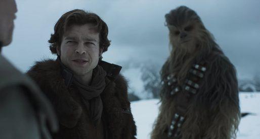 Podívejte se na první ukázku z chystané spin-off epizody Star Wars o Hanu Solovi