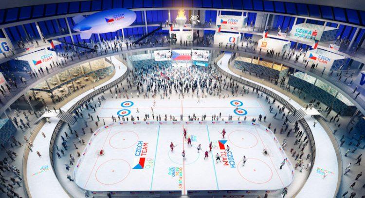 Mall.cz otevírá v rámci kampaně k zimní olympiádě tematický zábavní park