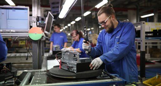 Foxconn začíná v Česku do výroby nasazovat umělou inteligenci