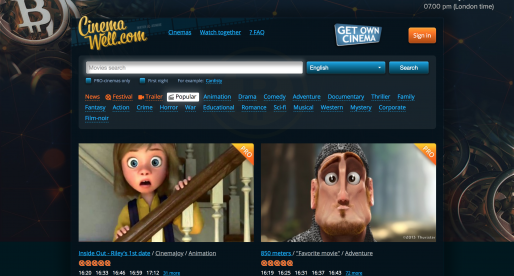 Startup CinemaWell spouští službu, díky které si můžete založit vlastní online kino
