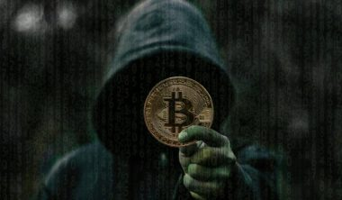 Technology Blockchain Crypto Digital Dark
