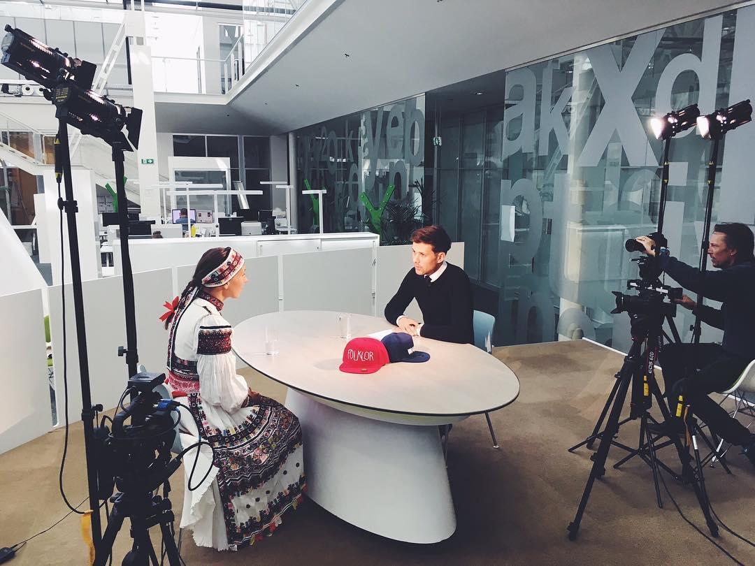 Filip Horký v DVTV