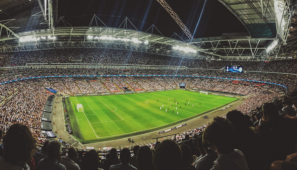 Anglické Wembley
