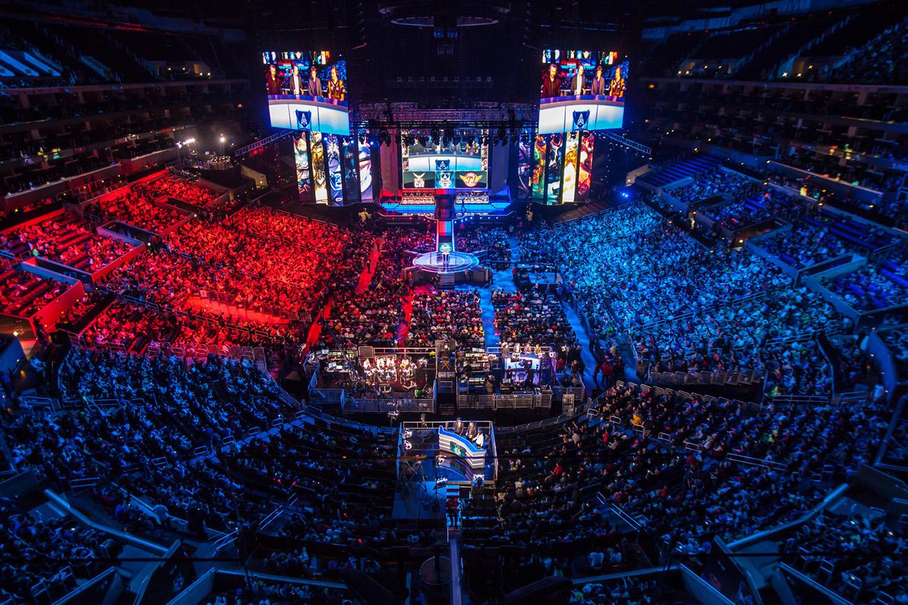 Světový šampionát v League of Legends v korejském Soulu