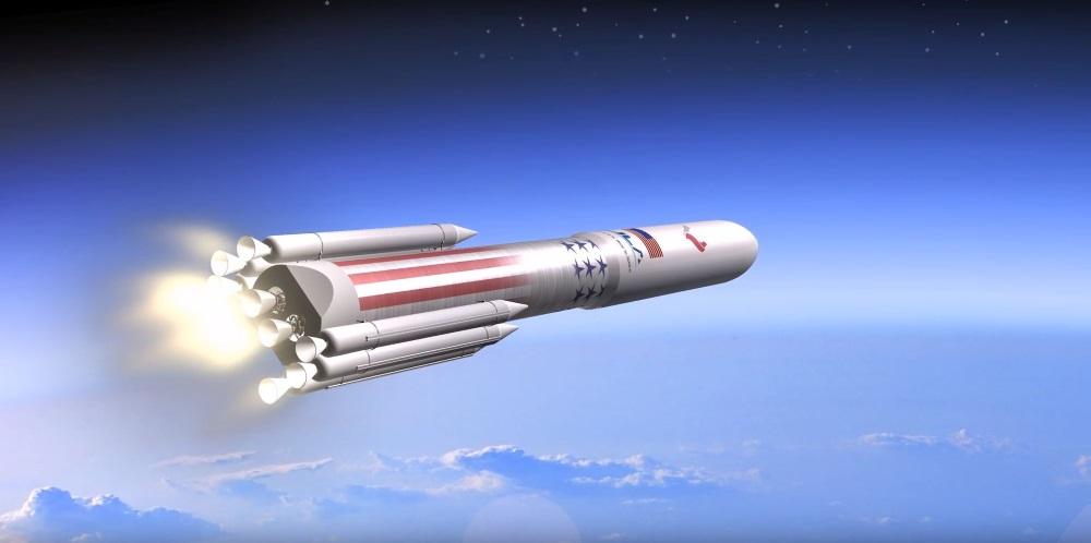 Konkurence pro SpaceX? Boeing a Lockheed Martin vytváří opakovaně použitelnou raketu