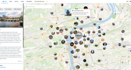 Slovenská platforma Sygic Travel nově nabízí interaktivní plánovač výletů pro firmy