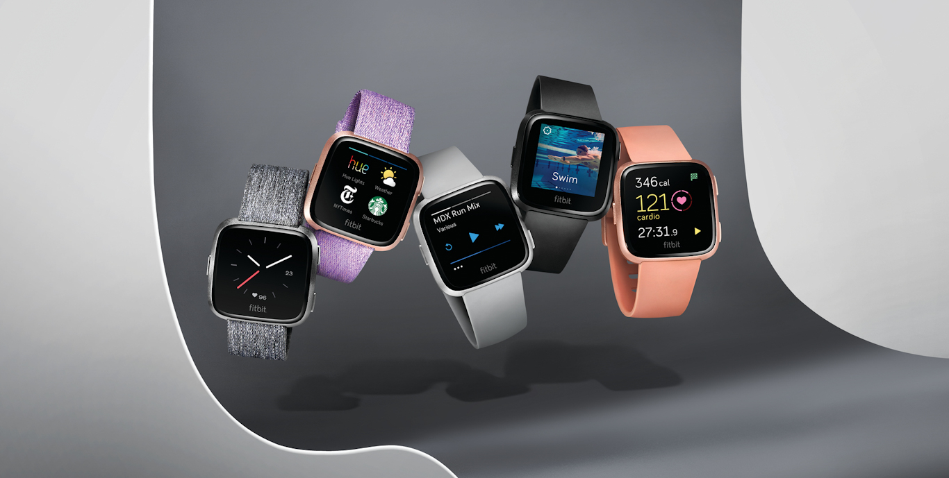 Nejnovější zařízení od Fitbitu – chytré hodinky Versa