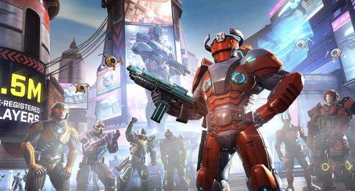 Hra Shadowgun Legends od brněnských MADFINGER Games má již 1,5 milionu předregistrací