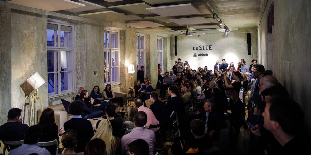 Na pražské akci Urban Tech Pioneers pořádané Airbnb a reSITE se řešila udržitelná města budoucnosti
