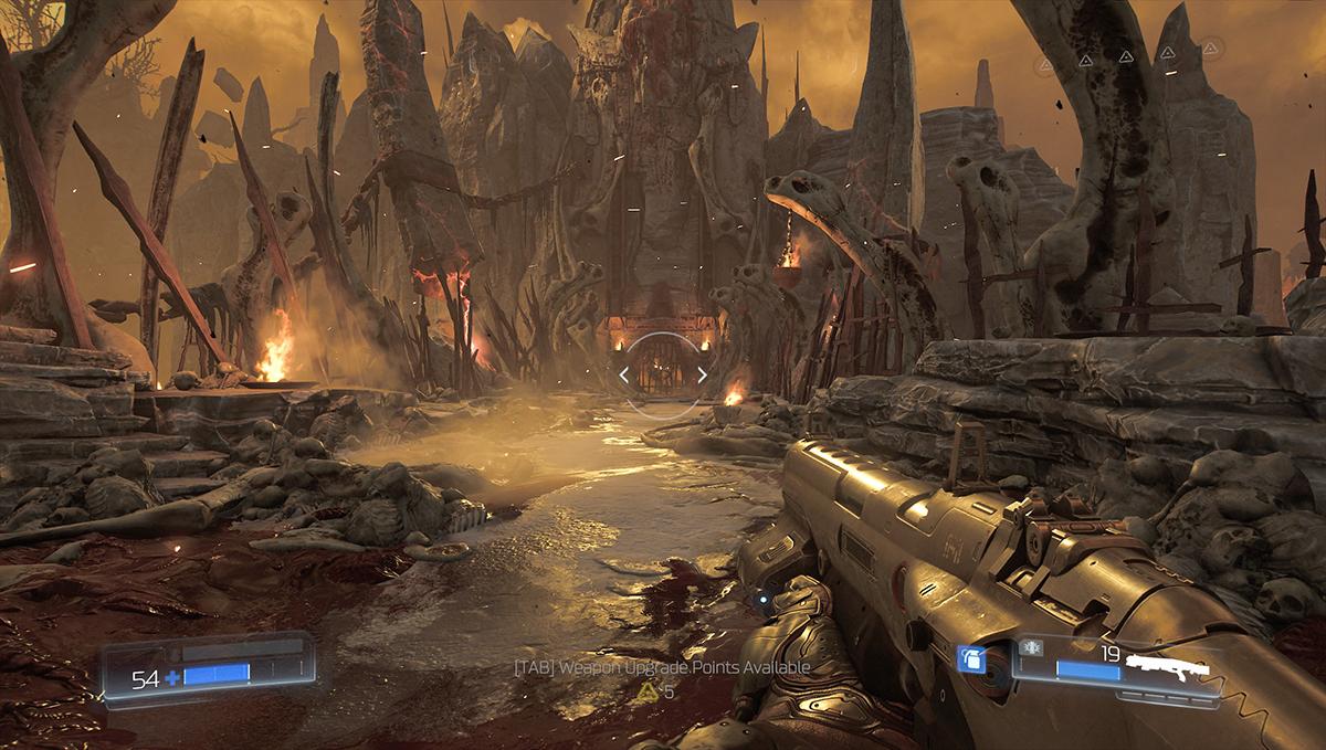 Hra Doom, na které se Konrád jako vývojář podílel