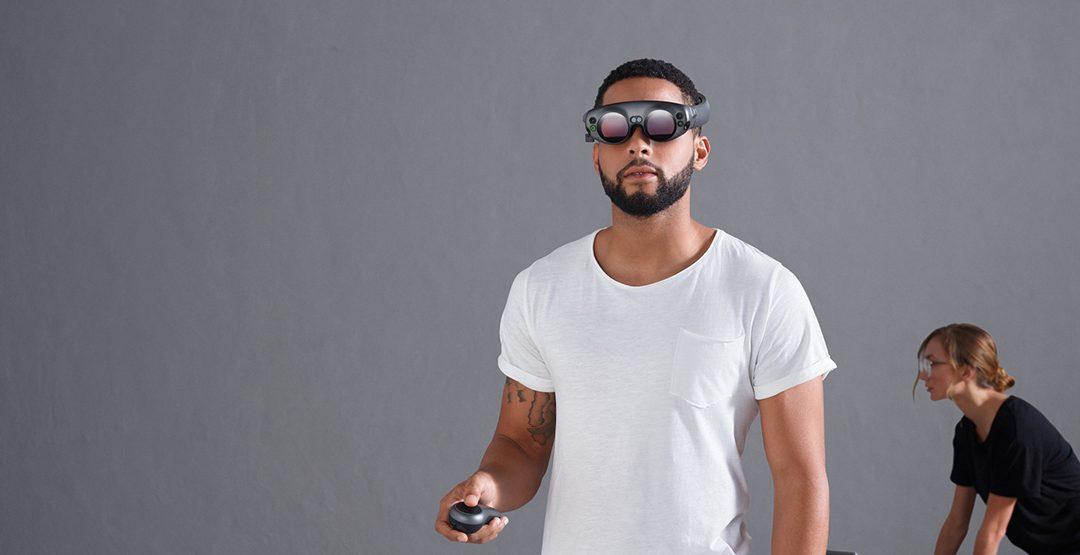 Saúdská Arábie investovala 400 milionů dolarů do AR startupu Magic Leap