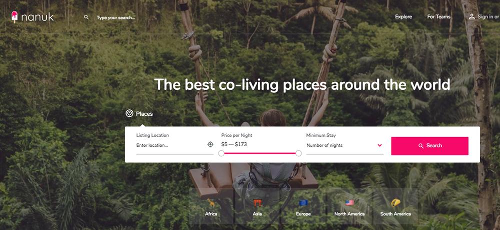 """Česko-nizozemský pár spustil """"Airbnb"""" pro digitální nomády"""