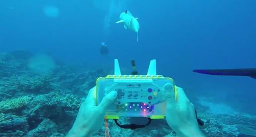 Vědci z MIT vyvinuli robotickou poloautonomní rybu, která má zkoumat mořské hlubiny