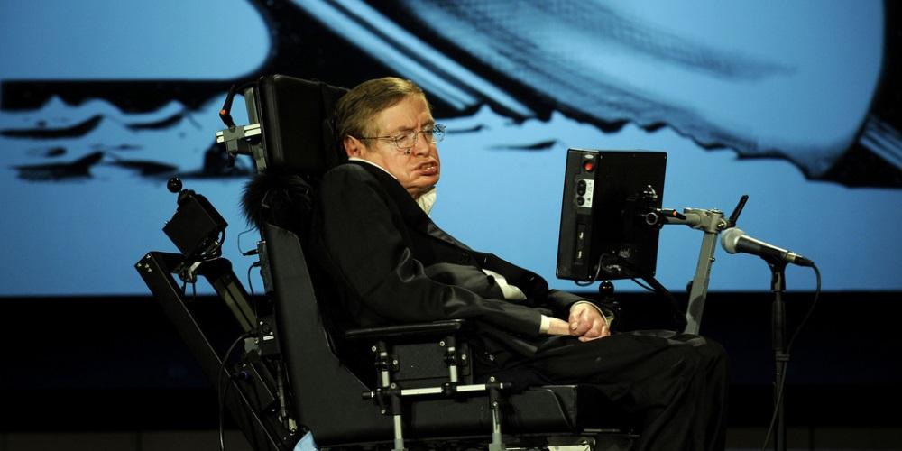 Ve věku 76 let zemřel uznávaný fyzik Stephen Hawking