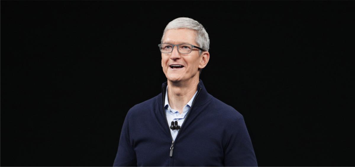 Tim Cook, CEO společnosti Apple