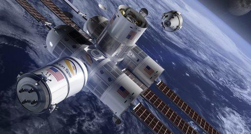 Vesmírný startup Orion Span chystá do čtyř let otevřít hotel na oběžné dráze Země