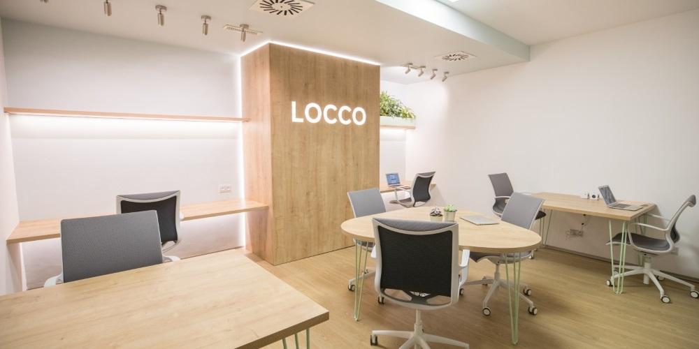 Cowork Locco v centru Prahy