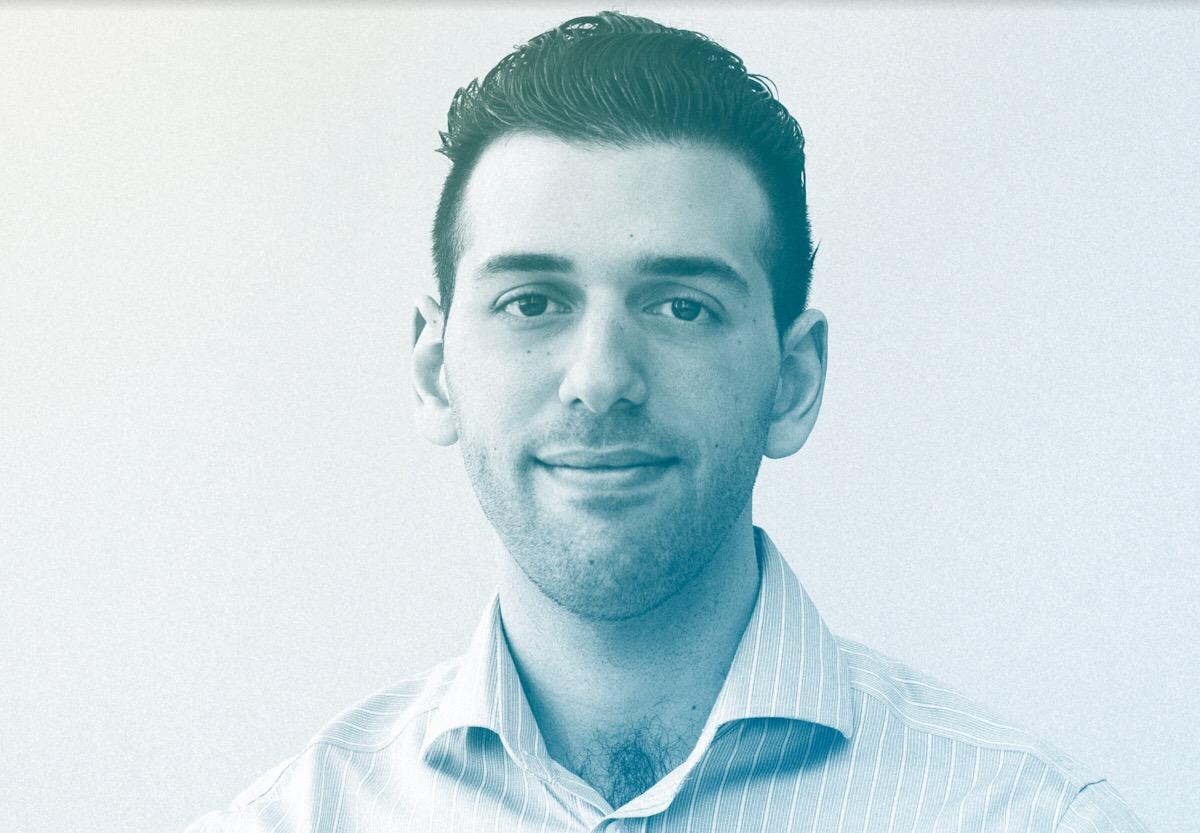 Nader Al-Naji, spoluzakladatel a CEO startupu Basis