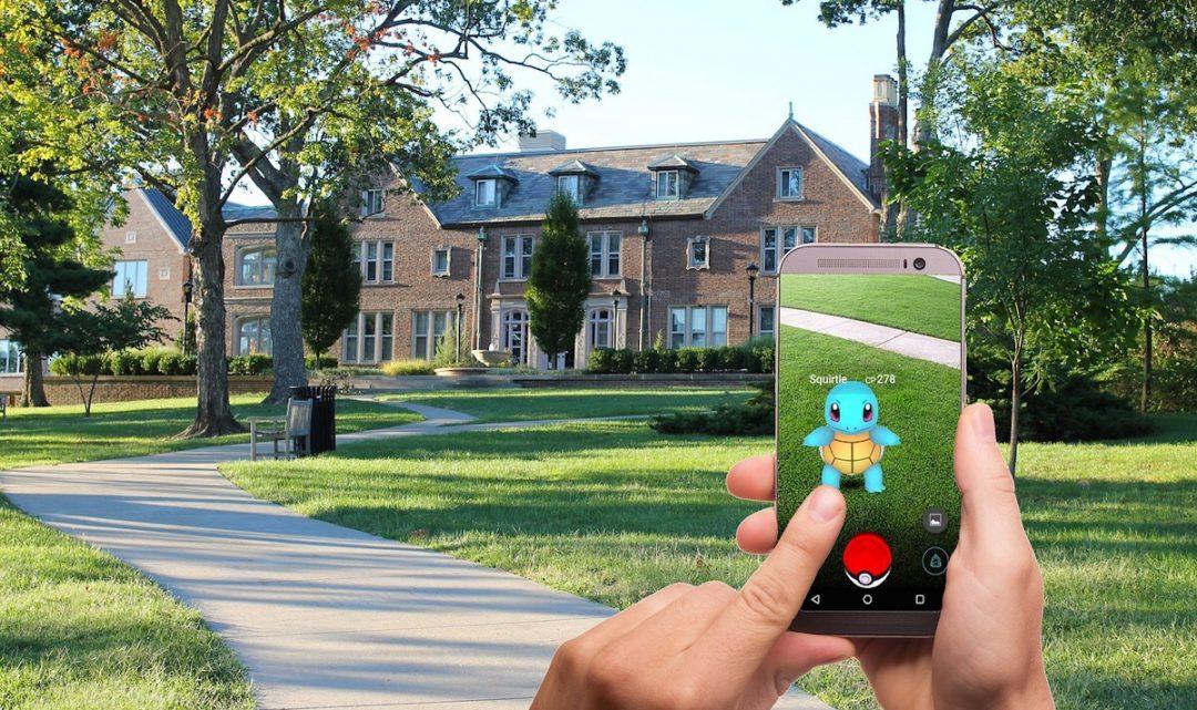 Hra Pokémon GO bude během svátku Den Země odměňovat hráče za úklid veřejných prostor