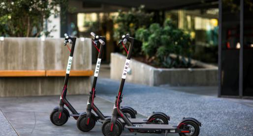 Startup na půjčování elektrických koloběžek Bird získává 150 milionů dolarů s miliardovou valuací