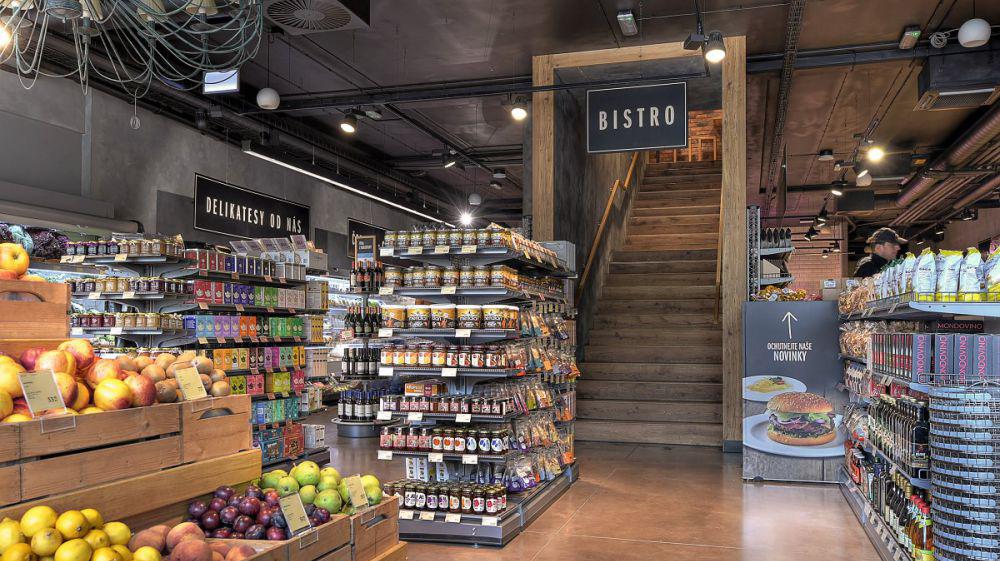 Český prémiový supermarket Delmart začíná prodávat své potraviny přes internet