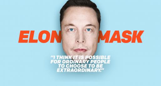Projekt ElonMask nabízí masky Elona Muska v životní velikosti, které si můžete sami vytisknout