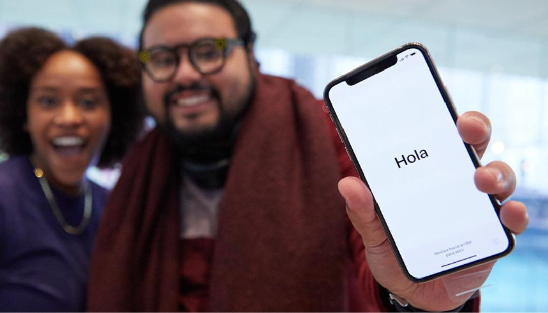 Nové iPhony se budou pravděpodobně ovládat bezdotykovými gesty
