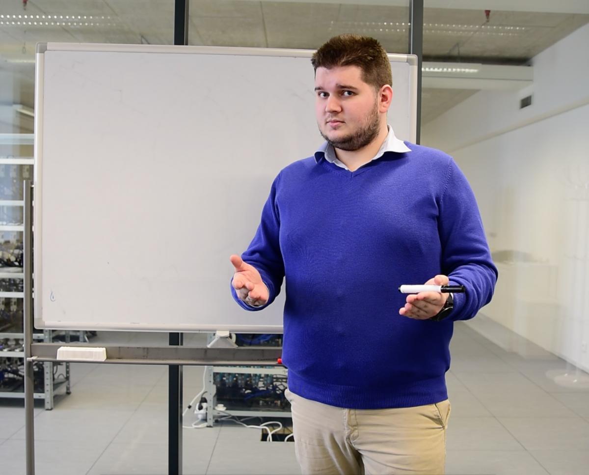 Martin Luňák, obchodní ředitel Future Mining a spoluzakladatel projektu Kryptozvasty.cz