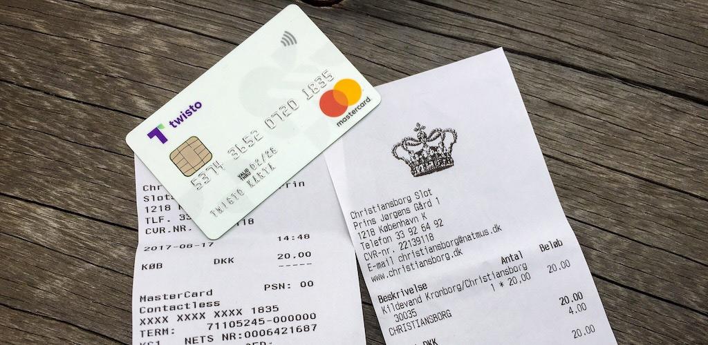 Twisto platební karta