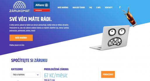 Nový český startup Zarukomat.czumožní zákazníkům zpětné prodloužení záruky i pojištění
