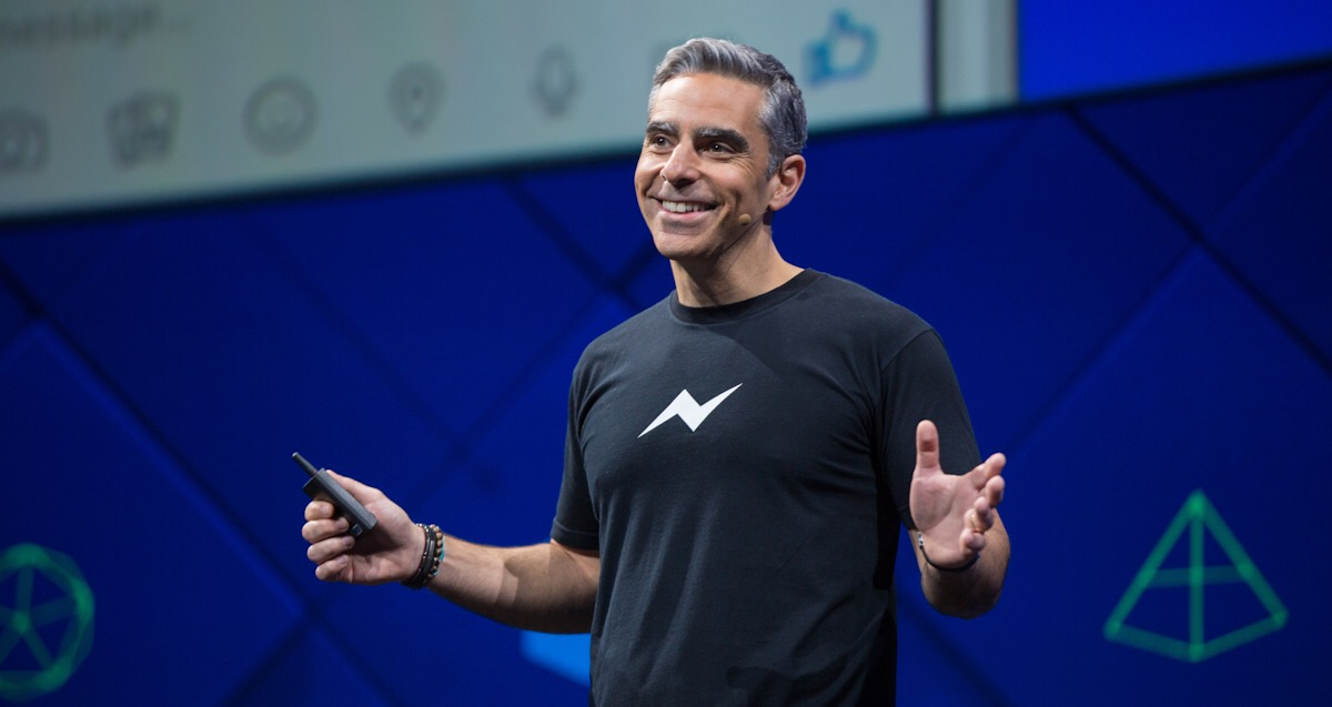 Marcus David, šéf nové blockchainové divize ve Facebooku