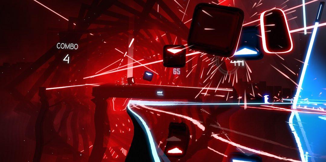České VR hry Beat Saber se v prvním týdnu prodalo 53 tisíc kusů za více než 20 milionů korun