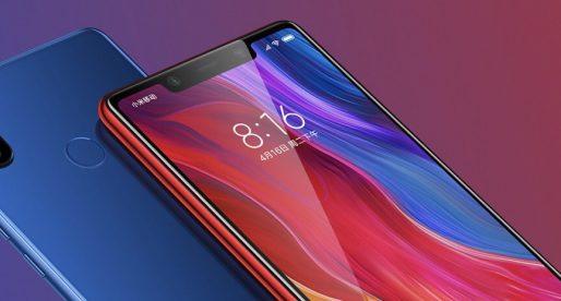 Xiaomi zkopírovalo podobu a funkce iPhonu X do své nové vlajkové lodi Mi 8
