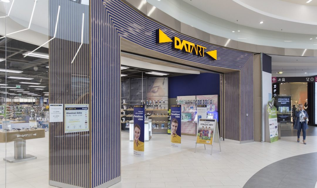 Datart otevřel zmodernizovanou prodejnu v pražských Letňanech s vlastní kavárnou