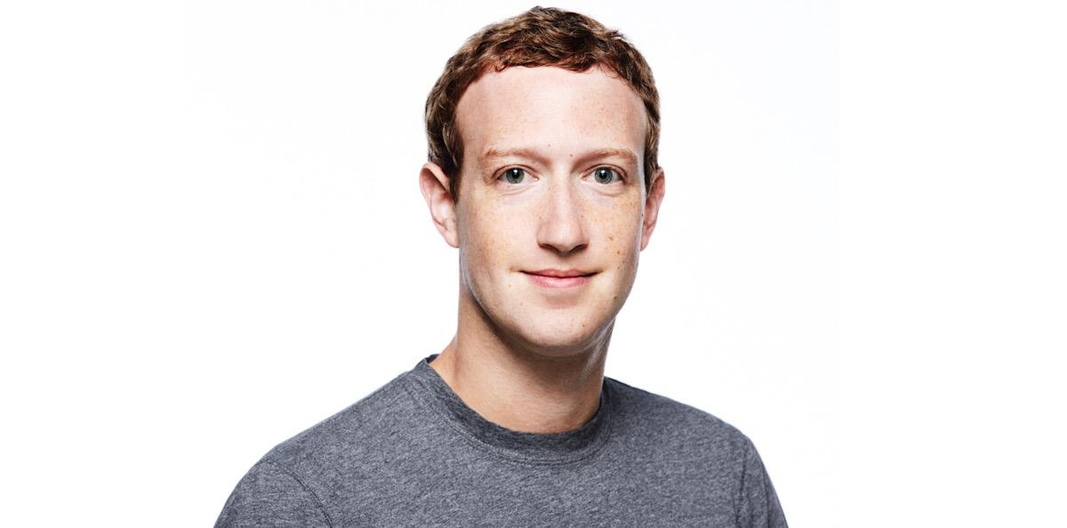 Mark Zuckerberg, CEO společnosti Facebook