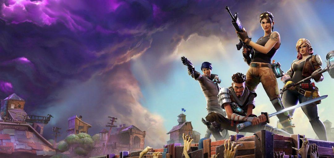 Herní megahit Fortnite za minulý měsíc utržil téměř 300 milionů dolarů