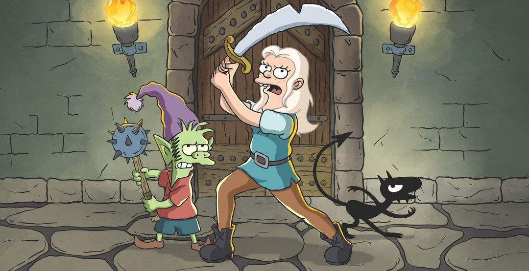 Tvůrce popkulturního seriálu Simpsonovi Matt Groening vydá v srpnu nový seriál pro Netflix
