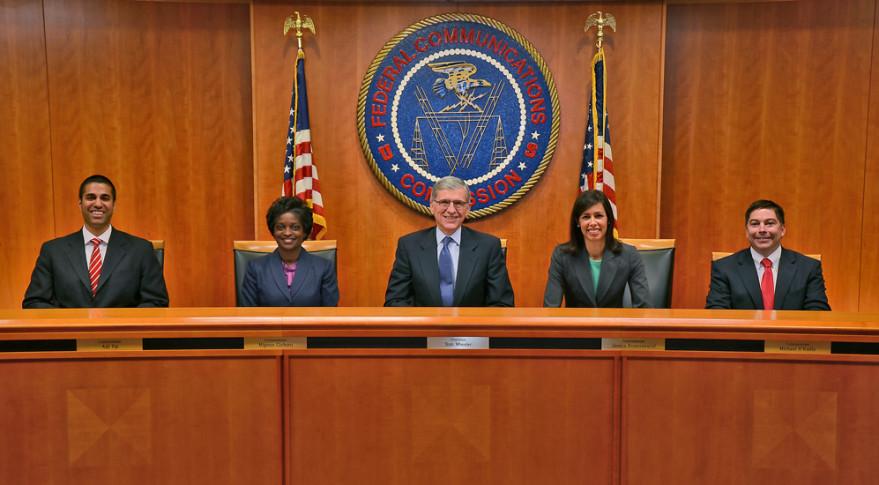 Federální komunikační komise Spojených států amerických (FCC)