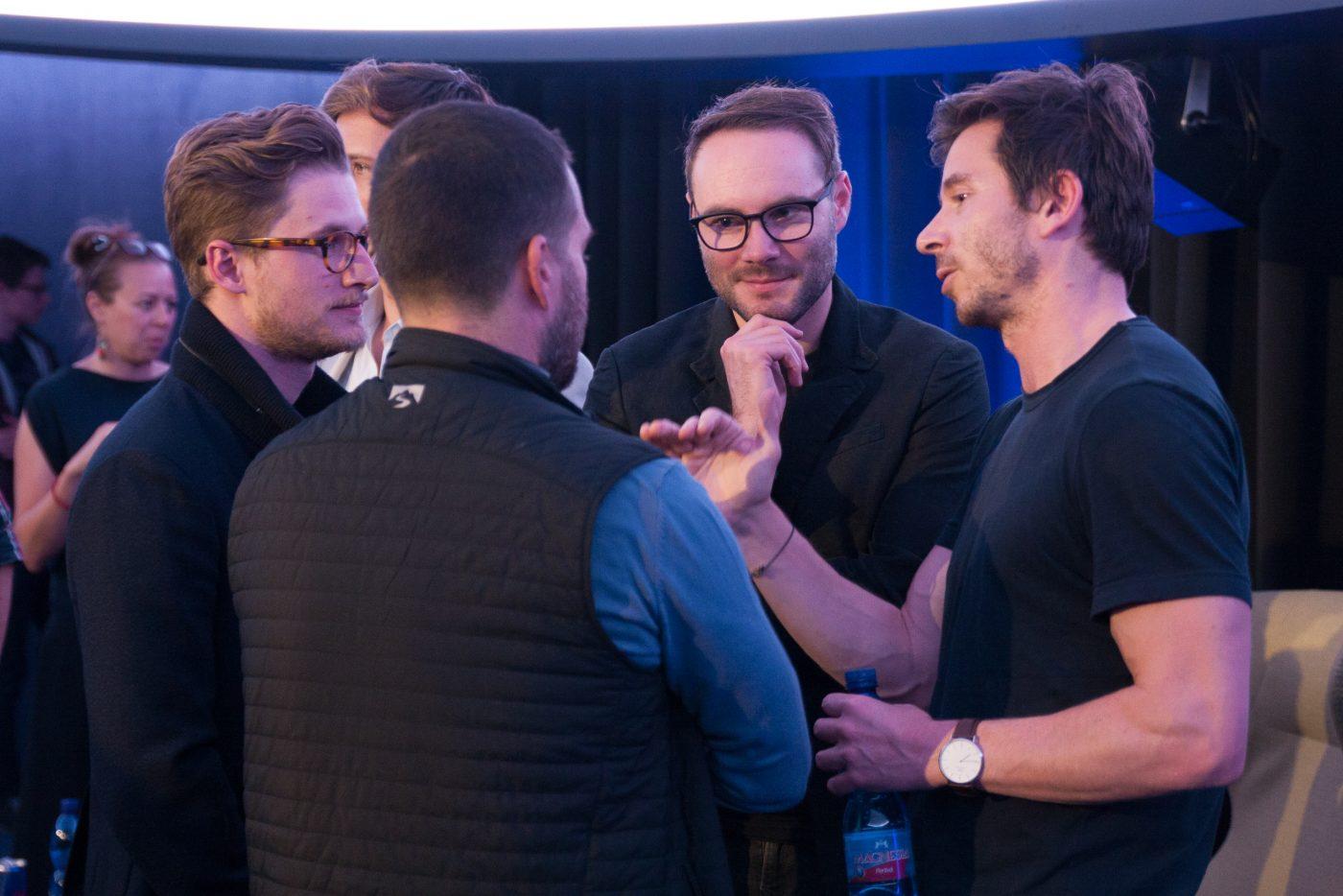 Tom Krcha ze startupu Facemoji