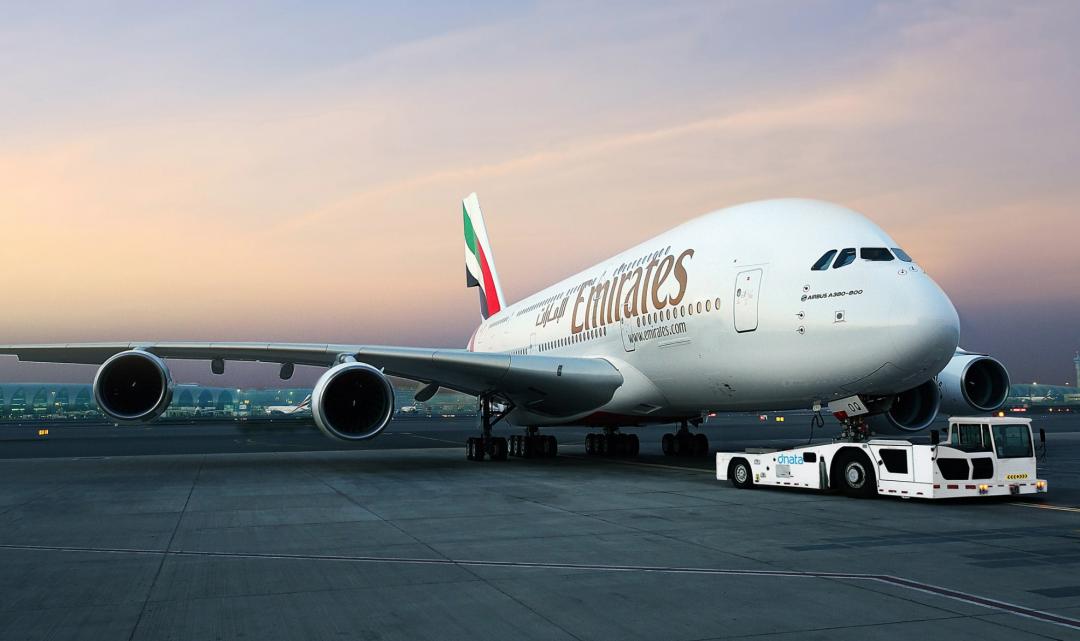 Letecká společnost Emirates za loňský rok vytvořila zisk ve výši 762 milionů dolarů